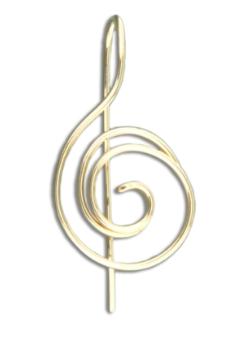 Double Swirl Earring