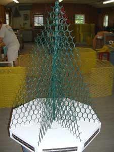 Crab Pot Tree