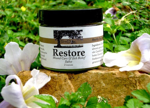 Restore All Natural Itch Relief