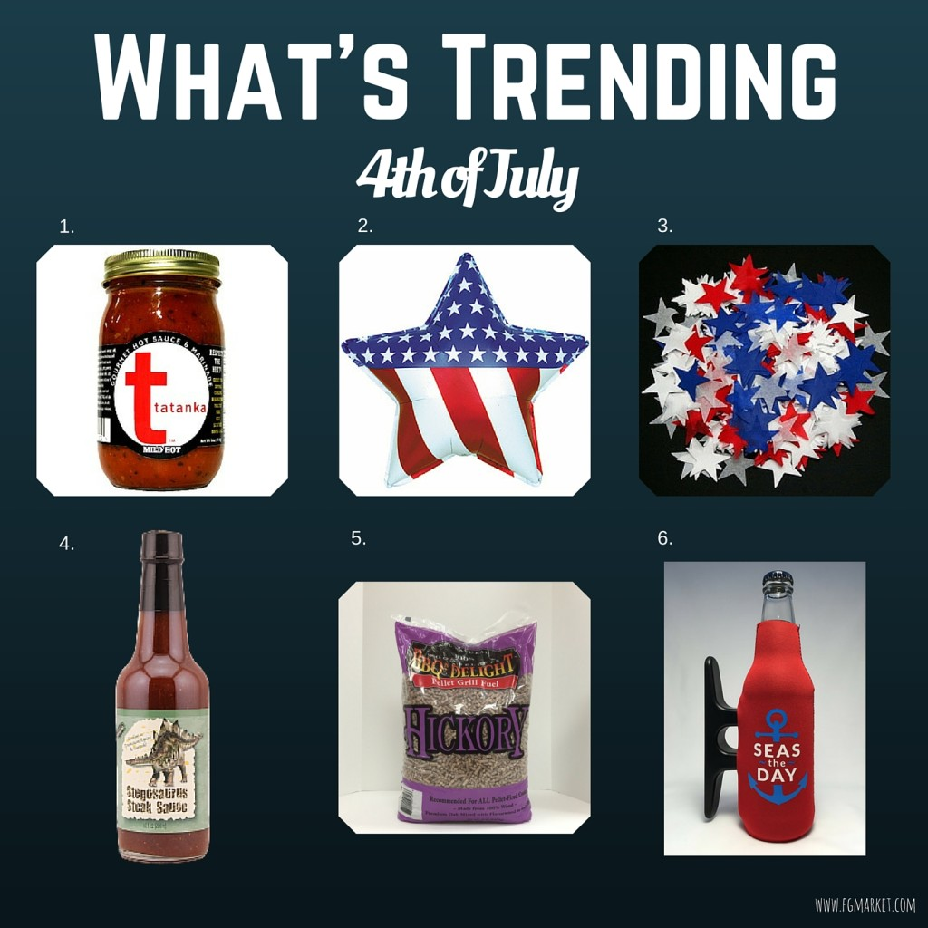 What's Trending Independence Day