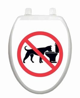 No Doggie Bowl