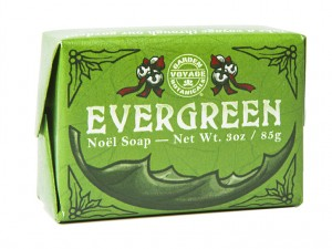 Noel Holiday Soap - Evergreen