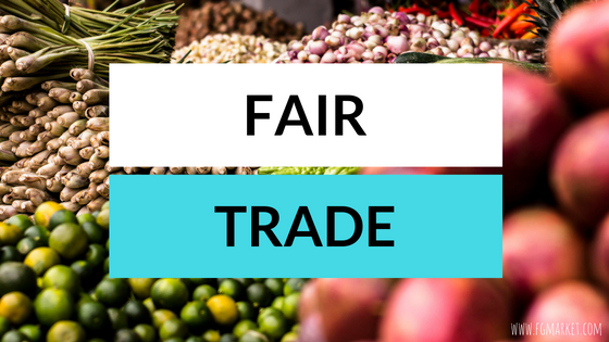Celebrate Fair Trade Month With FGmarket!