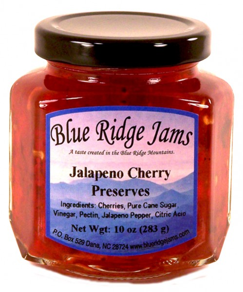 Jalepeno Cherry Preserves