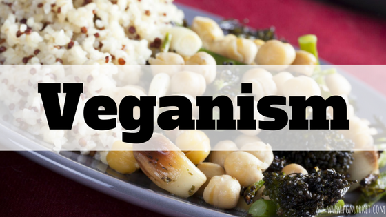 What's The Deal With Veganism? 4 Quick Facts Product Feature