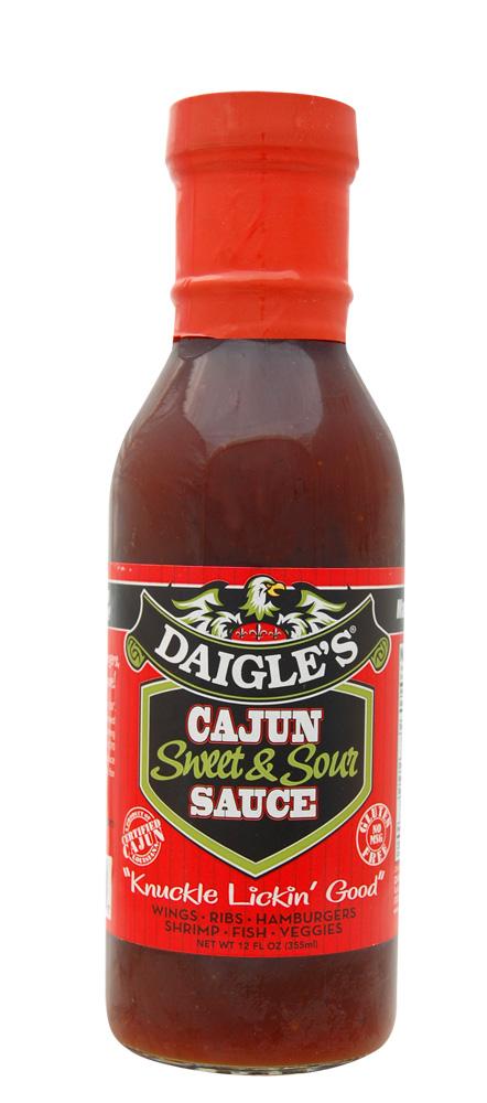 Cajun Sweet & Sour Sauce