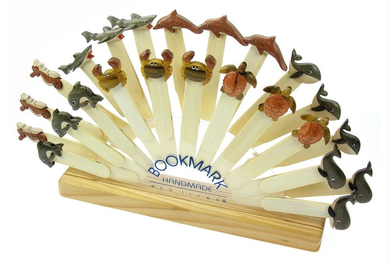 Sea Life Bookmarks