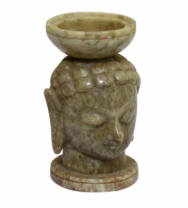 Lord Buddha Statue, Candle Holder