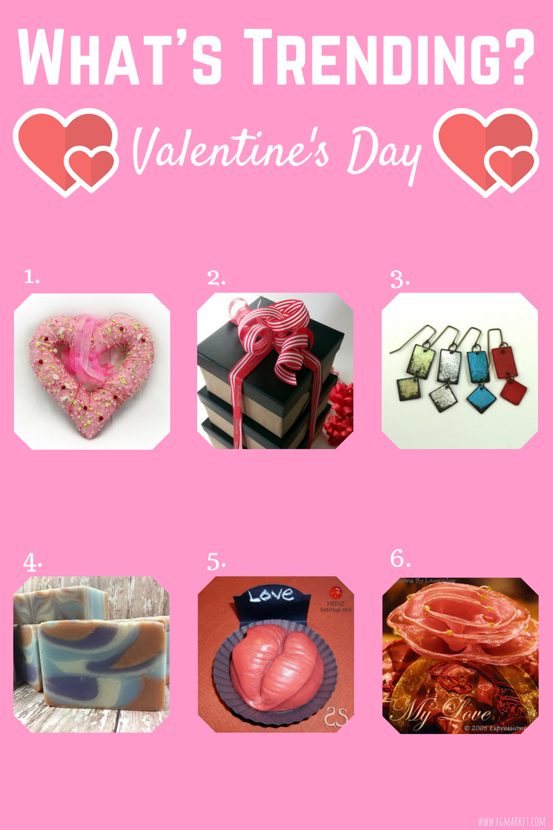 What\'s Trending? Valentine\'s Day