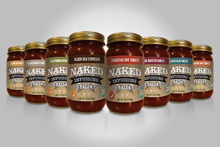 The Naked Flight, 8 Jars of Salsa