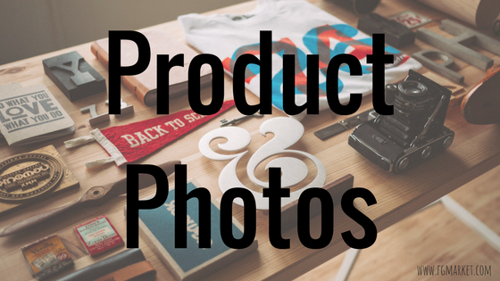 Take Better Product Photos With These Easy Tips