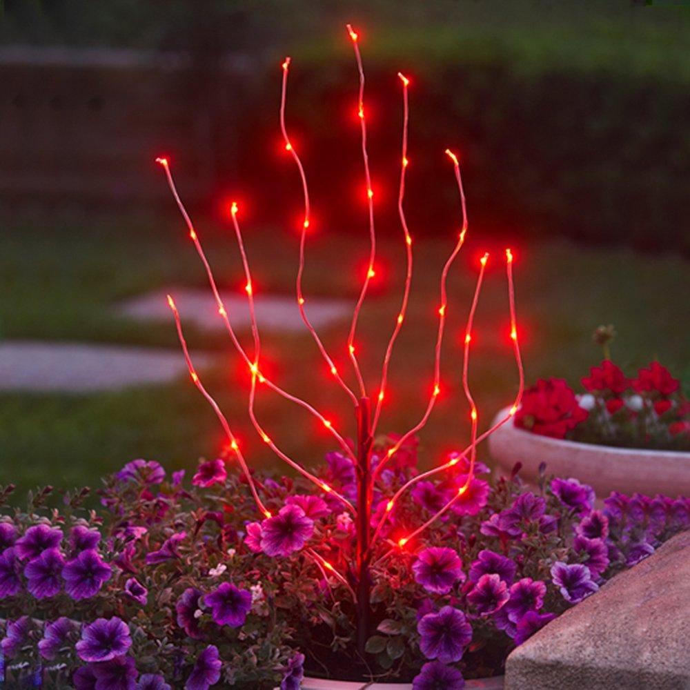 Red Anywhere Lighting