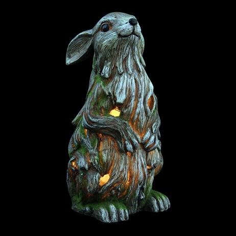 Solar Woodland Rabbit