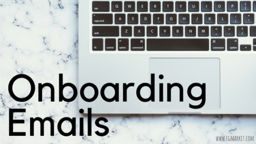Onboarding Emails And How They Can Help Retain Customers