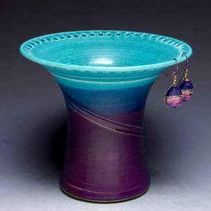 Turquoise and Amethyst