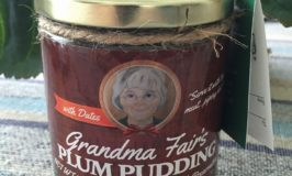 Plum Pudding for your Holiday Dinner