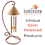 Sunblossom Solar Gifts, Manchester, Michigan