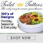 Toilet Tattoos®, Bath, Ohio