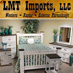 LMT Imports Western and Rustic, Grand Prairie, Texas