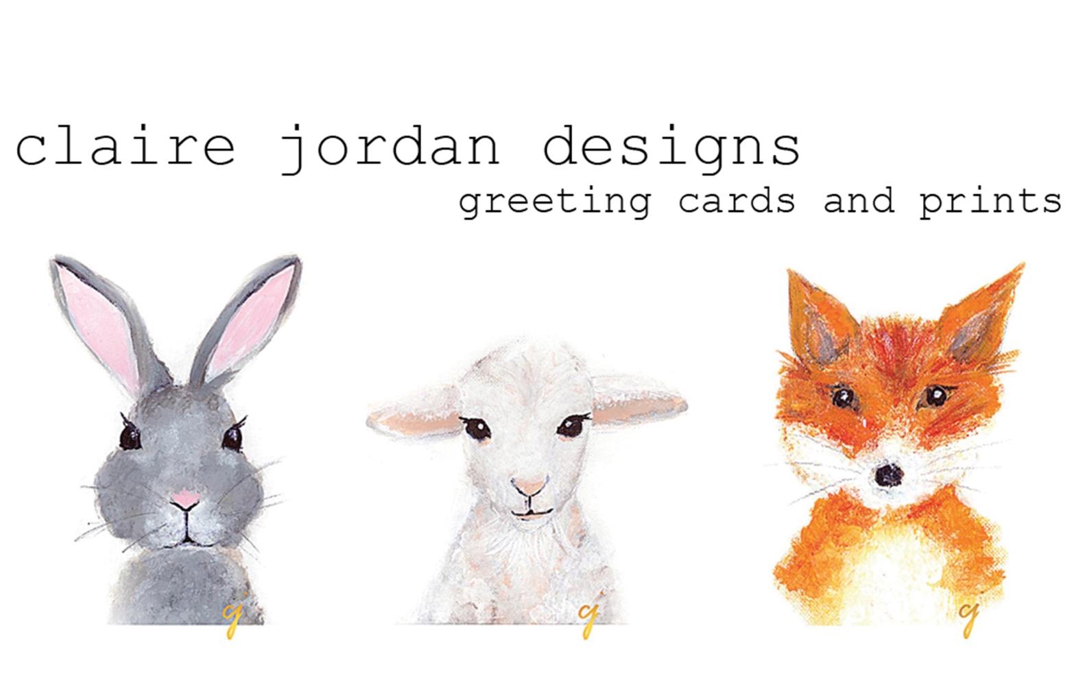 Visit Claire Jordan Designs Online!