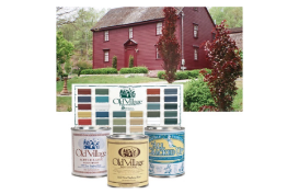 Visit Old Village Paint® Online!