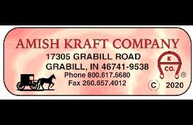 Amish Kraft Company Catalog FGM