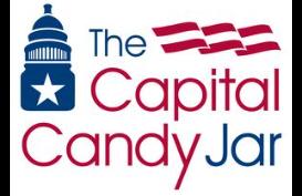 Visit Capital Candy Jar Online!