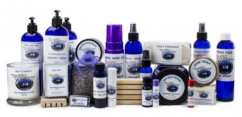 Prospect Harbor Soap Company Company Profile Products